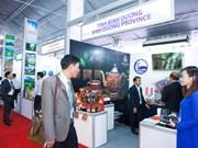 Presentan productos típicos de Vietnam a delegados de APEC 2017