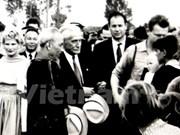 Destacan gran imagen del Presidente Ho Chi Minh en Rumania