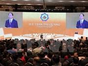 Presidente de Vietnam destaca aportes de comunidad empresarial en logros del APEC