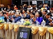 APEC propugna desarrollo inclusivo para que nadie se quede atrás