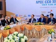 Presidente de Vietnam se reúne con empresarios estadounidenses