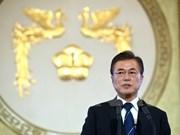 Presidente de Sudcorea inicia gira por Sudeste Asiático