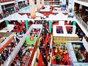 Nutrida participación en Feria comercial internacional Vietnam – China