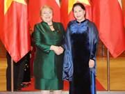Vietnam aspira a fortalecer nexos interparlamentarios con Chile