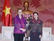 Presidenta del Parlamento de Vietnam destaca apoyo de la ONU