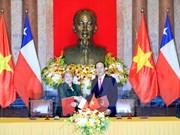 Vietnam y Chile profundizan asociación integral bilateral