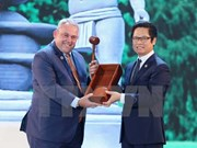 Concluye Reunión de Líderes Empresariales del APEC
