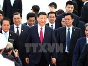 Visita de Xi Jinping mantendrá tendencia positiva de relaciones Vietnam- China