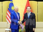 APEC 2017: Vietnam profundiza relación con Malasia y Myanmar