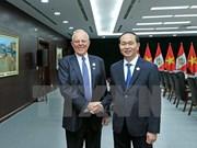 Vietnam y Perú por aprovechar potencialidades existentes para fomentar cooperación
