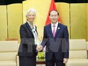 Vietnam y FMI buscan impulsar cooperación macroeconómica
