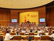 Asamblea Nacional de Vietnam aprueba plan de desarrollo socioeconómico para 2018
