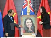 APEC 2017: premieres vietnamita y neozelandesa abogan por intensificar relaciones bilaterales