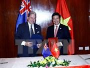 APEC 2017: Vicepremier vietnamita se reúne con cancilleres de Nueva Zelanda y Papúa Nueva Guinea