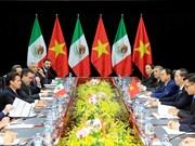 México concede gran importancia a la asociación integral con Vietnam