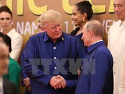 Descartan encuentro formal entre Trump y Putin en Vietnam