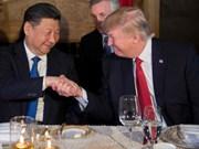 Donald Trump y Xi Jinping exponen visiones sobre comercio global