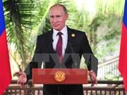 Putin destaca carácter práctico de temas debatidos en reunión del APEC