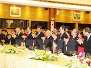 Máximo dirigente partidista vietnamita destaca relación amistosa tradicional con  China