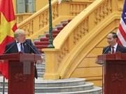Vietnam y EE.UU. acuerdan profundizar su asociación integral