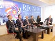 Buscan mejorar cooperación entre Rusia y ASEAN en nuevo contexto geopolítico