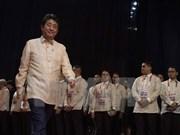 Japón, Indonesia y Malasia debaten asuntos regionales