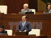 Ministros vietnamitas comparecerán ante el Parlamento