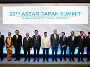 Japón llama a ASEAN a estrechar lazos por un orden libre y abierto
