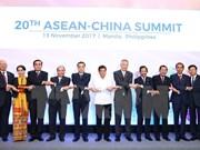 Premier vietnamita patentiza determinación de Vietnam de contribuir a lazos entre ASEAN y contrapartes