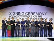 Premier vietnamita concluye su participación en XXXI Cumbre de ASEAN