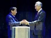 Singapur traza tres prioridades para desarrollo de la ASEAN en 2018