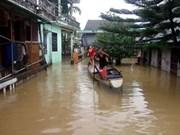 ASEAN respalda a pobladores vietnamitas afectados por tifón Damrey
