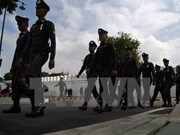 Policía tailandesa desmiente rumores sobre manifestaciones para derrocar al gobierno