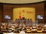 Parlamento vietnamita comienza sesiones de interpelación a miembros del gabinete