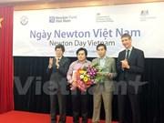 Programa Newton en Vietnam, muestra de lazos positivos con Reino Unido en ciencia- tecnología