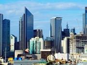 Economía filipina creció 6,9 por ciento en el tercer trimestre de 2017