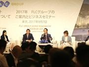 Grupo inmobiliario vietnamita FLC realizará un roadshow en Sudcorea