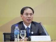 Vietnam informa resultados de Semana de Cumbre del APEC a organizaciones internacionales