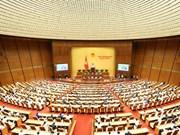 Presidenta del Parlamento aprecia altamente calidad de sesiones de interpelación