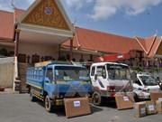 Foro de comercio e inversión marca aniversario de nexos diplomáticos Vietnam- Camboya