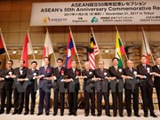 Japón destaca papel central de ASEAN