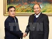 Vietnam siempre atesora vínculos especiales con Laos, afirma premier Xuan Phuc