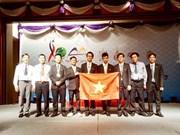 Vietnam gana dos medallas de plata en Olimpiada Internacional de Astronomía y Astrofísica