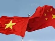 Oficiales militares de Vietnam y China mantienen intercambio