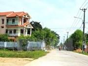 Hanoi avanza en construcción de nueva ruralidad