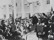 Inauguran exposición sobre influencia de Revolución de Octubre en Revolución vietnamita