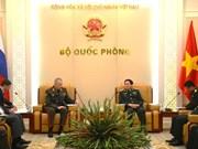 Vietnam y Rusia fomentan lazos de defensa