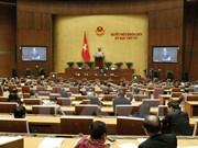 Asamblea Nacional de Vietnam aprueba proyecto de Ley de Gestión de deudas públicas