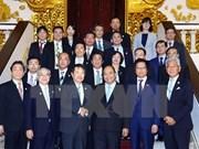Vietnam apoya aumento de inversiones japonesas en todas las esferas, dice premier
