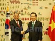 Vicepremier de Vietnam se reúne con máximo legislador de Sudcorea